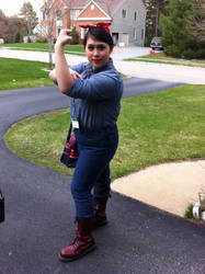 Rosie the Riveter - AB 2011 by philterX