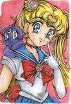 Serena Sailor Moon