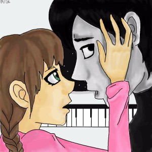 -Mado and Her Space Man- by Imadork007