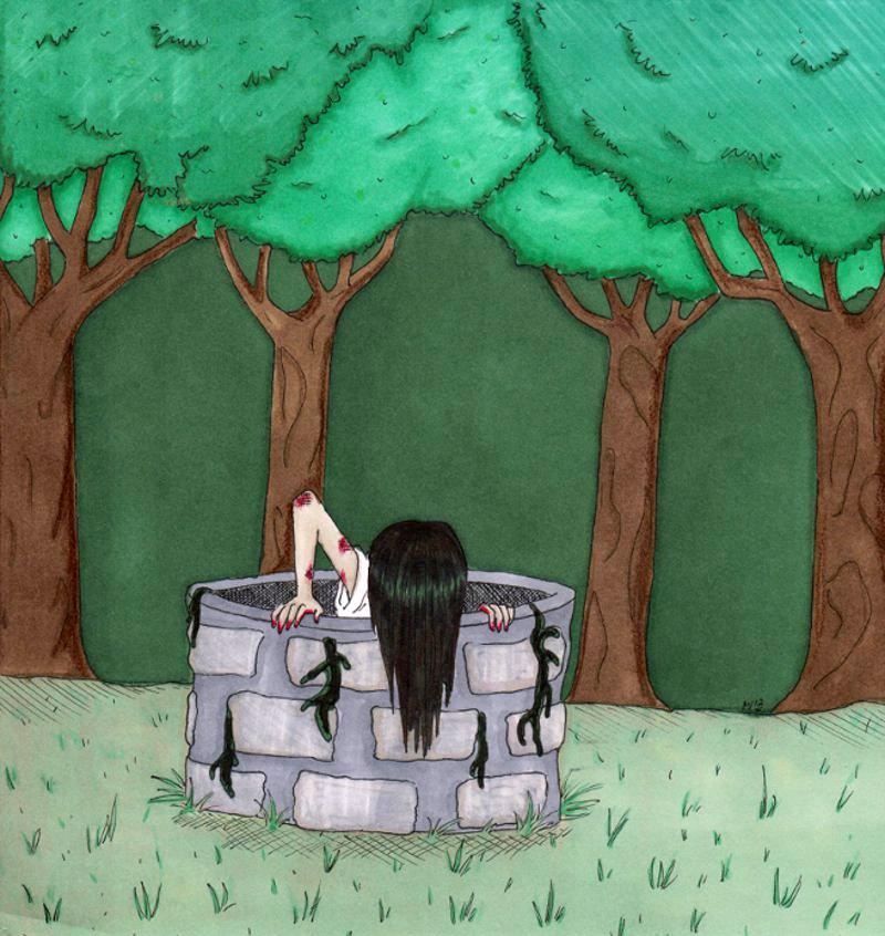 :+:Sadako's Arrival:+: by Imadork007