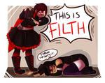 RWBY: FILTH