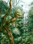 Jungle Adventures With Treecko