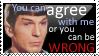 Spock Stamp by Iareyme
