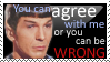 Spock Stamp by Iareyme