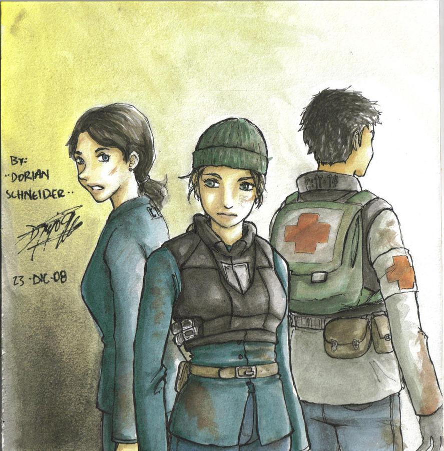 C:17 Rebels by LadyCat17