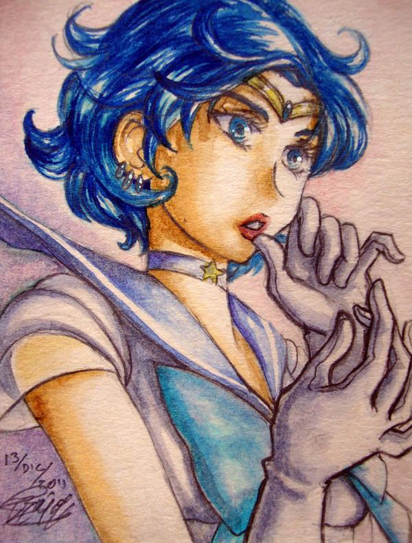 Mercury by LadyCat17