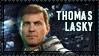Thomas Lasky- Stamp by LadyCat17