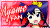 AYAME Stamp by LadyCat17