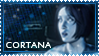 CORTANA Stamp by LadyCat17