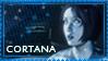 CORTANA Stamp by LadyCat17