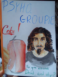 Serj is a Psycho! by another-awesome-girl