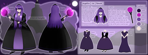 .:angelica reference 2019 + description:. by angelicafox