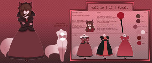 .:valerie reference 2019 + description:. by angelicafox