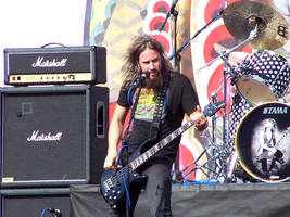 Troy Sanders by lybar