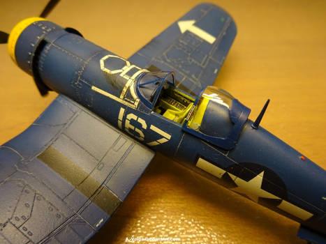 F4U-1D Corsair Tamiya.1.