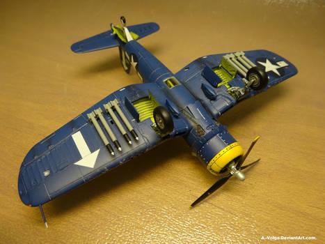 F4U-1D Corsair Tamiya.2.