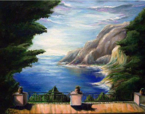Afternoon on Capri