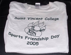 Sports Friendship Day T-shirt