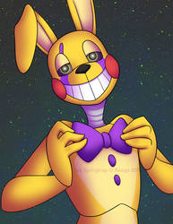 Day 10 Toy Springtrap