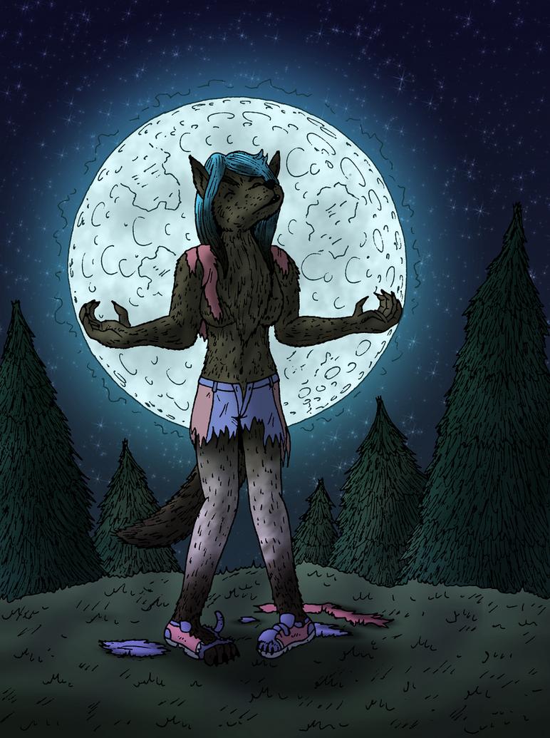 Werewolf tf by Avianine on DeviantArt