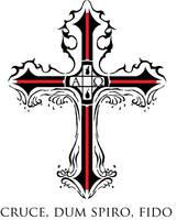 Cross design by gothemknight