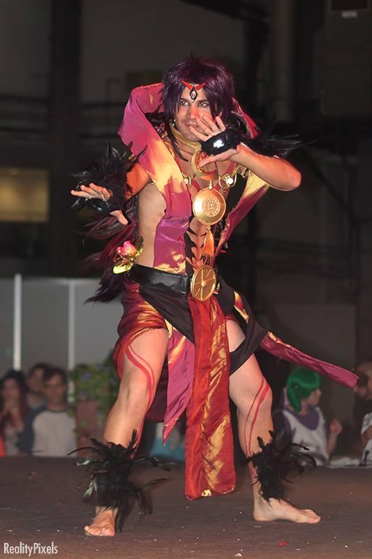 Sinbad Djinn Focalor, Magi by xellosmadara