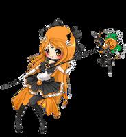 Sailor Pumpkin by Kappinochi