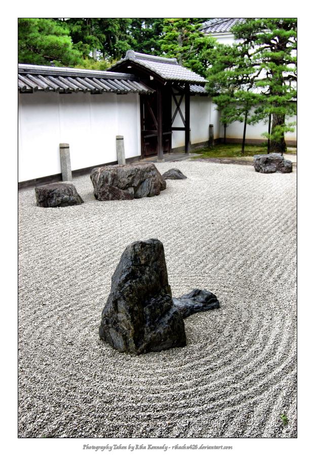 Zen Garden by rikachu426