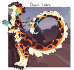 Desert Cobra Adopt | OTA | CLOSED