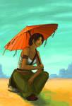 BGE - Chinese umbrella