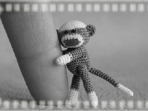 Sockmonkey by awesomesnowflake
