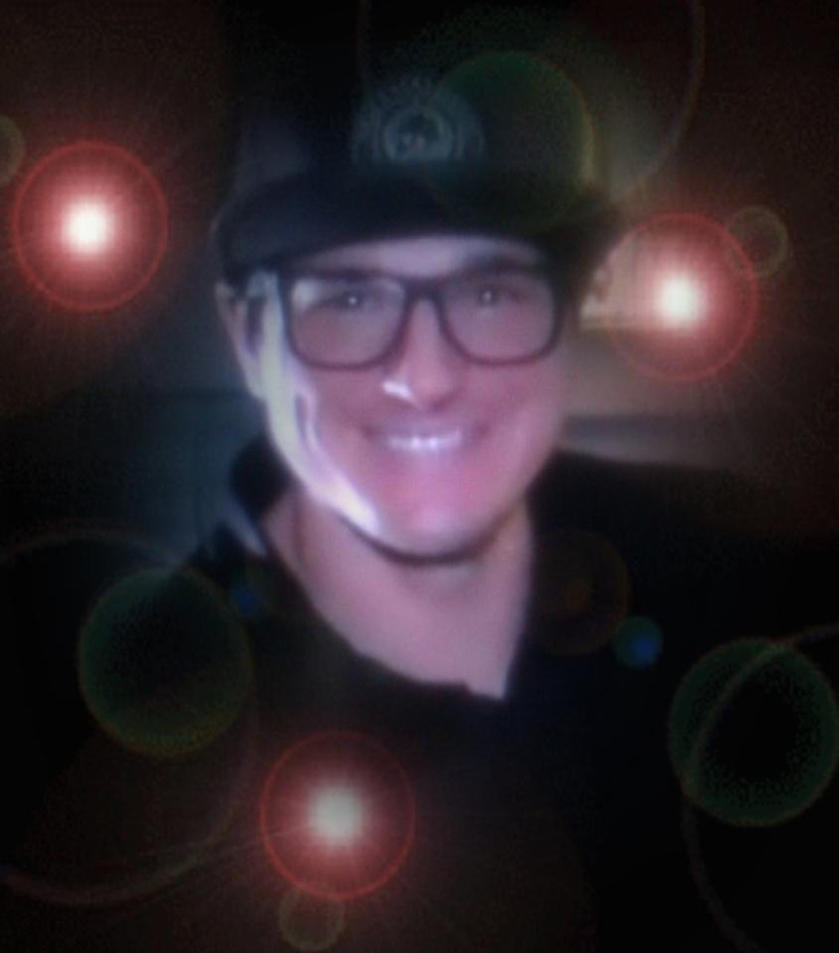 Zak Bagans Perfect Smile by CreatedByTrsNormanZak Bagans Smiling