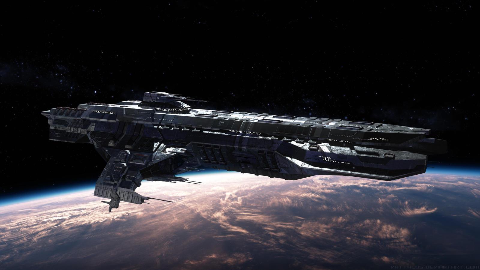 3d spatial science fiction blond slave Part 8 1