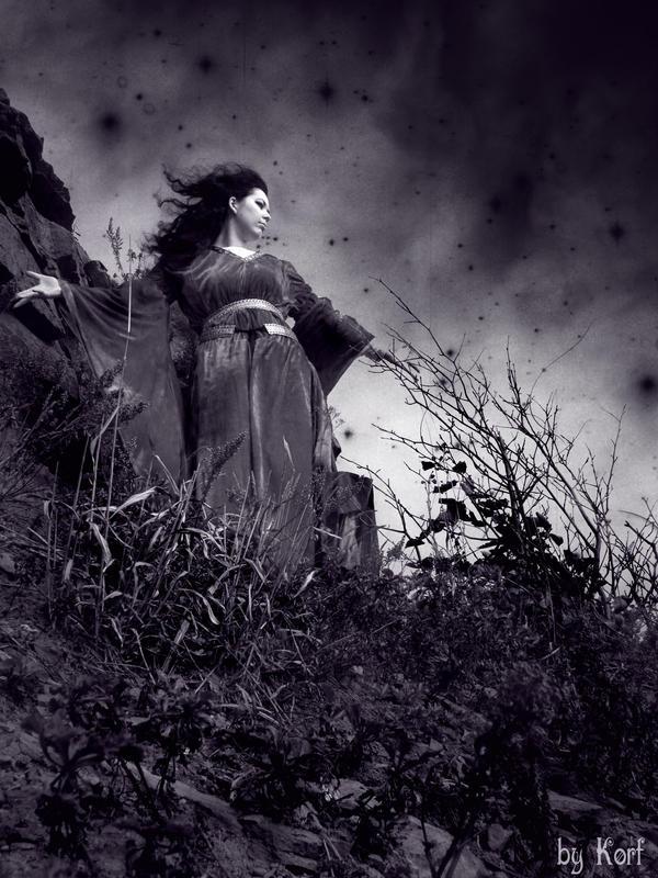witch by Korff