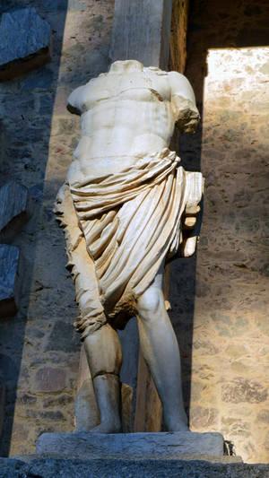 025 - Roman Theater Merida Spain
