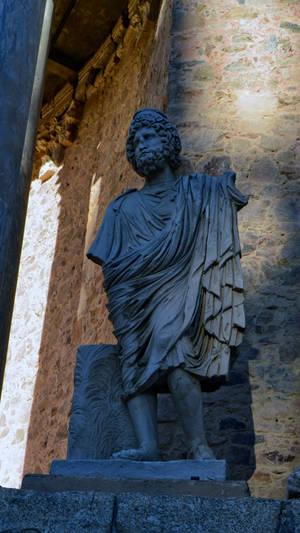 026 - Roman Theater Merida Spain
