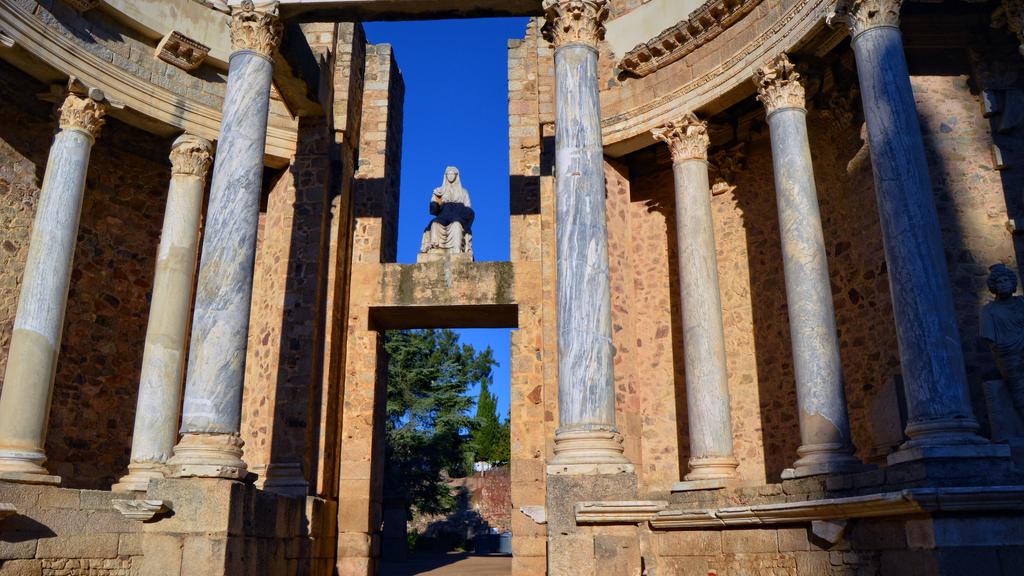 030 - Roman Theater Merida Spain by calasade