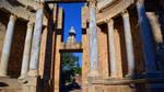 030 - Roman Theater Merida Spain