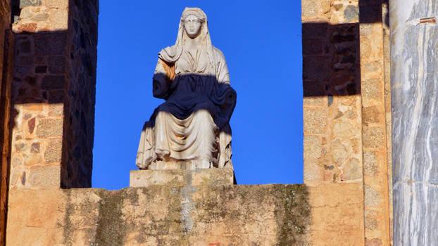 031 - Roman Theater Merida Spain