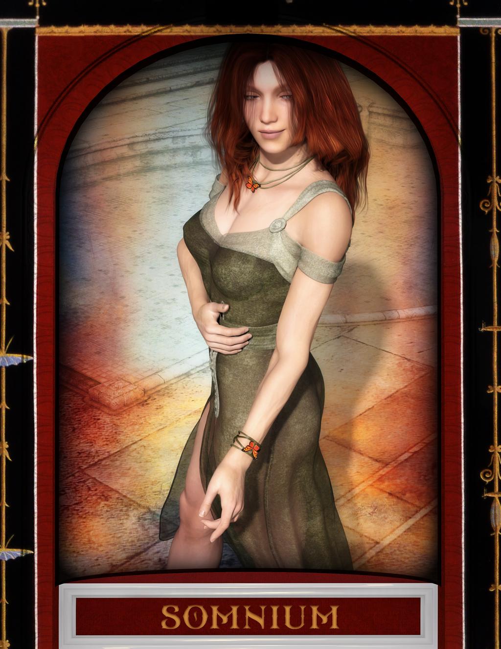 Chapter: Somnium by calasade