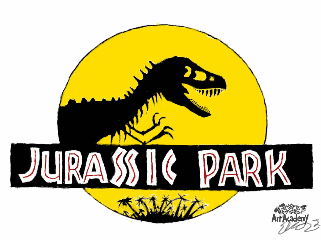 jurassic park logo - HD1024×768