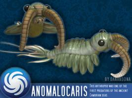 Anomalocaris - Spore by danieljoelnewman
