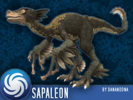 Sapaleon - Spore by danieljoelnewman