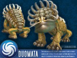 Duomata - Spore by danieljoelnewman