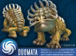 Duomata - Spore
