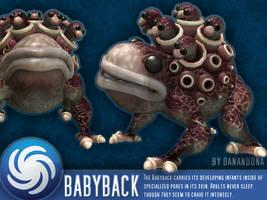 Babyback - Spore by danieljoelnewman