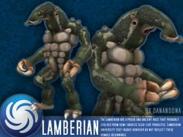 Lamberian - Spore by danieljoelnewman