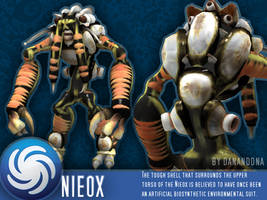Nieox - Spore by danieljoelnewman