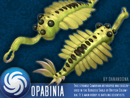 Opabinia - Spore by danieljoelnewman