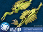 Opabinia - Spore